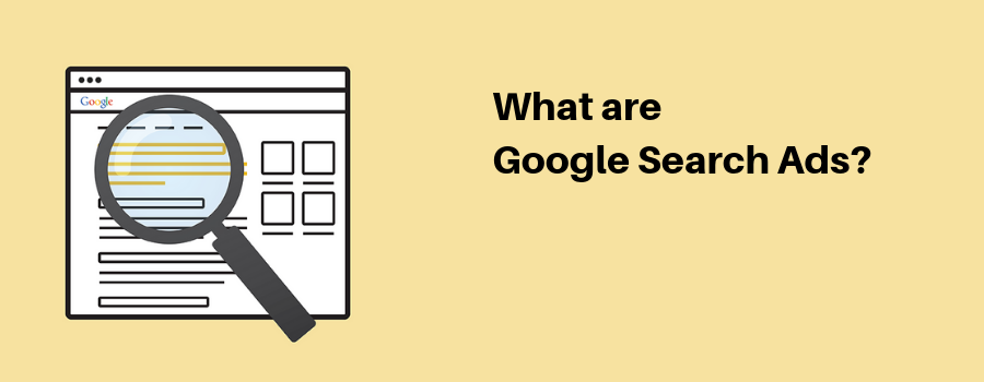 What are Google Search Ads?